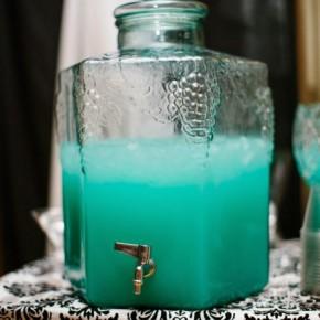 Tiffany Blue WeddingPunch