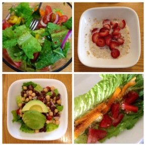 7 days – Raw Foods