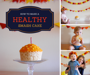 How to Make a Healthy SmashCake