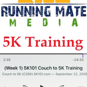 BBG Pre-Training Week 2 and Couch to5k