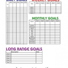 FHE for Newlyweds Lesson 4 –Goals